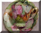 Chubu China Occupied Japan Tea Cup Hand Painted