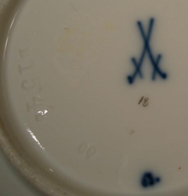 German Tea Cup Marks